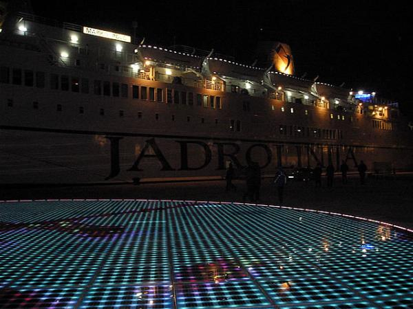 Zadar, The Greeting to the Sun