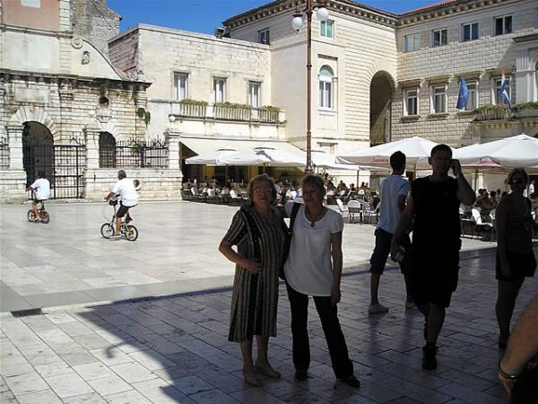 Zadar, People's Square
